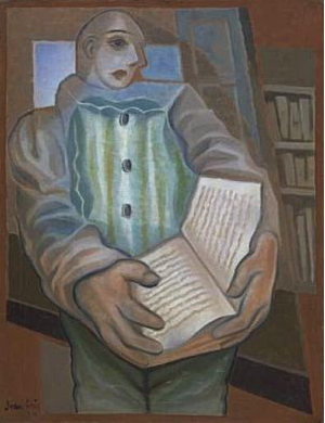 Sublime Fool Quote By Ray Bradbury Art By Juan Gris Silver Birch