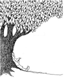 Poet's Tree, Story and Drawing by Shel Silverstein