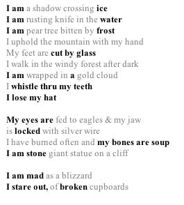 Diane Di Prima Poems 3