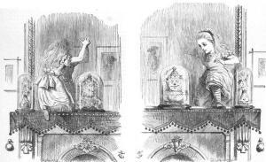 John Tenniel Alice Through the Looking-Glass