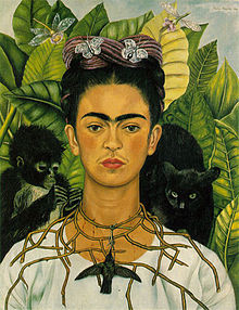 220px-Frida_Kahlo_(self_portrait)