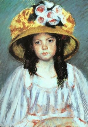 mary-cassatt-girl-in-a-large-hat-16766
