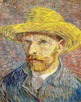 vincent-van-gogh-self-portrait-with-a-straw-hat-c-1888