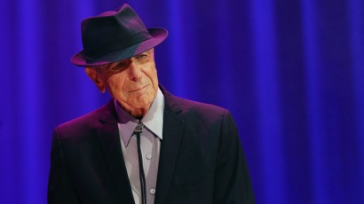 Leonard Cohen Tour- Melbourne