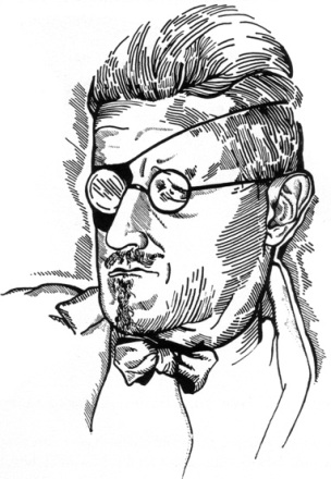 james_joyce_by_D_Barnes