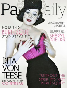 PageDaily-Cover-Dita-VonTeese-v3