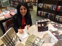 Barnes & Nobles reading signing