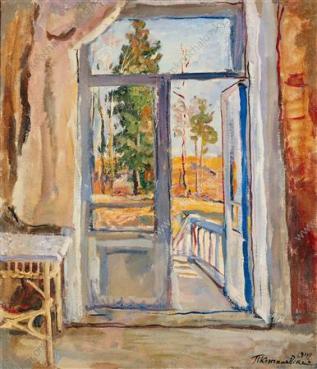 spring-open-door-on-the-balcony-1948