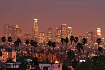 Los Angeles Skyline