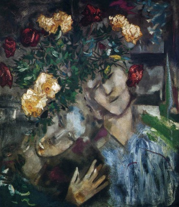 lovers-with-flowers-1927
