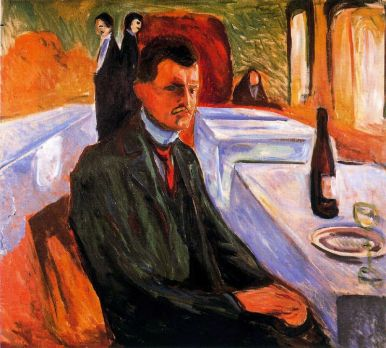 self-portrait-with-bottle-of-wine-1906