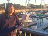 Evening in Dana Point Harbor