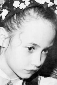 Adele Kenny, Age 9