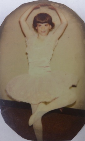Me, As a Child-Angela M. Carter