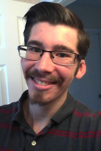 <b>Jonathan Louis</b> Duckworth is an MFA student at Florida International <b>...</b> - duckworth2