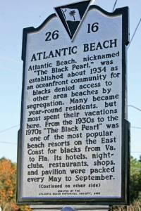 Black Beach Town