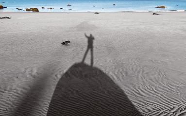 1980 beach