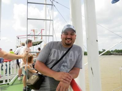 Alejandro Escude New Orleans