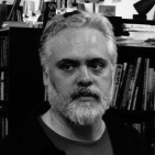 John Brantingham author photo bw
