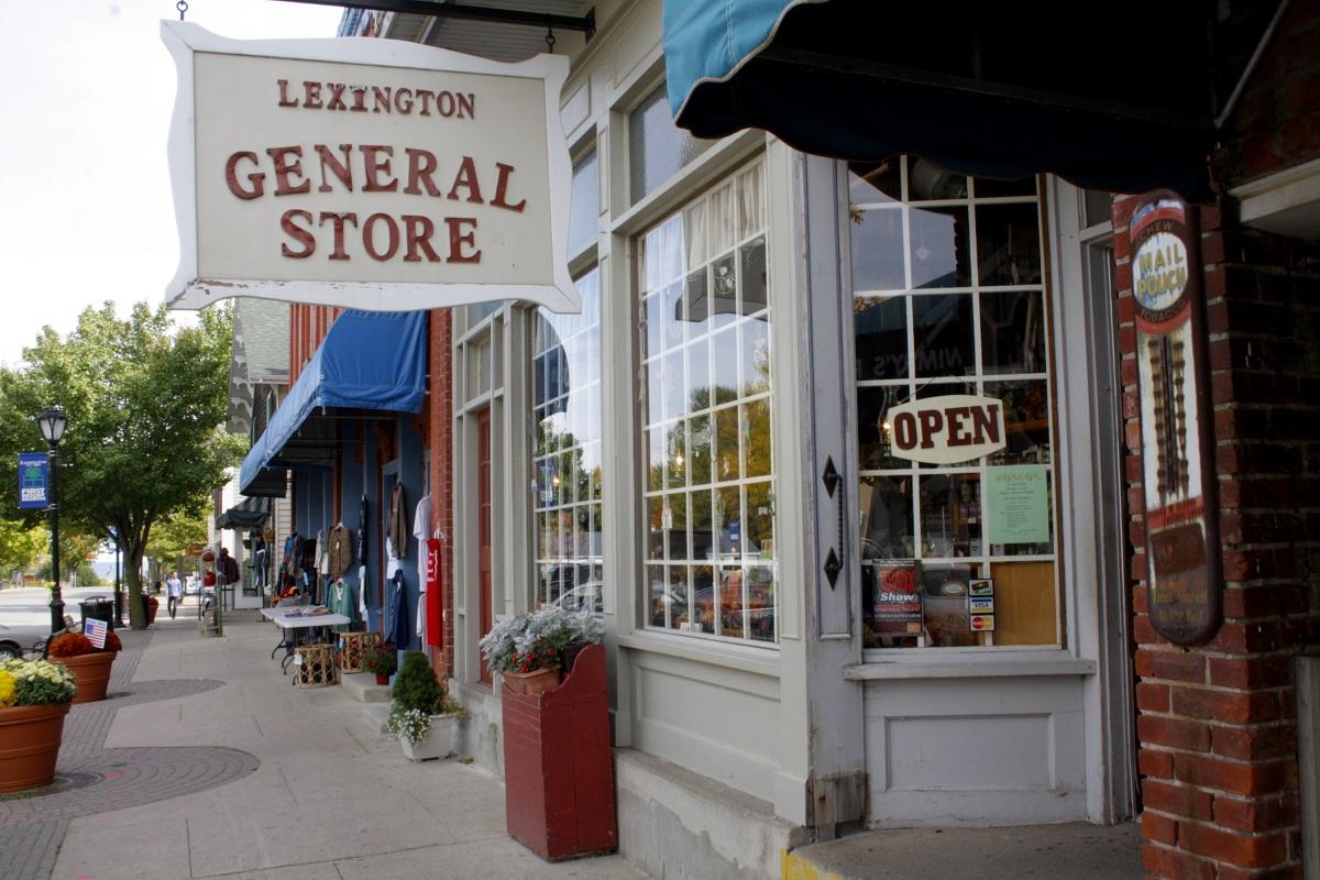 The Lexington General Store Prose Poem By Melanie Dunbar