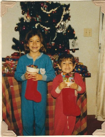 Hopkinson_Me and my brother circa 1970s