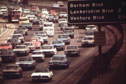 1970s freeway