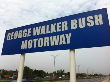 gmw motorway