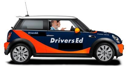 mini cooper driver1