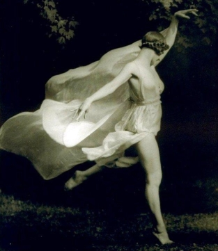 isadora by genthe