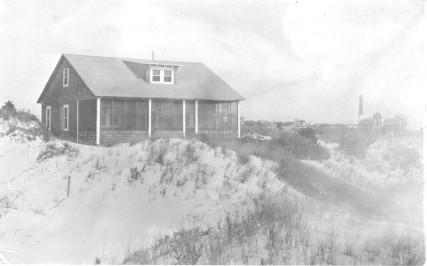 Barnegat Cottage 1933