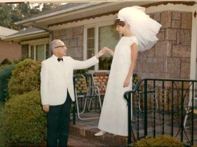 gail and ben wedding
