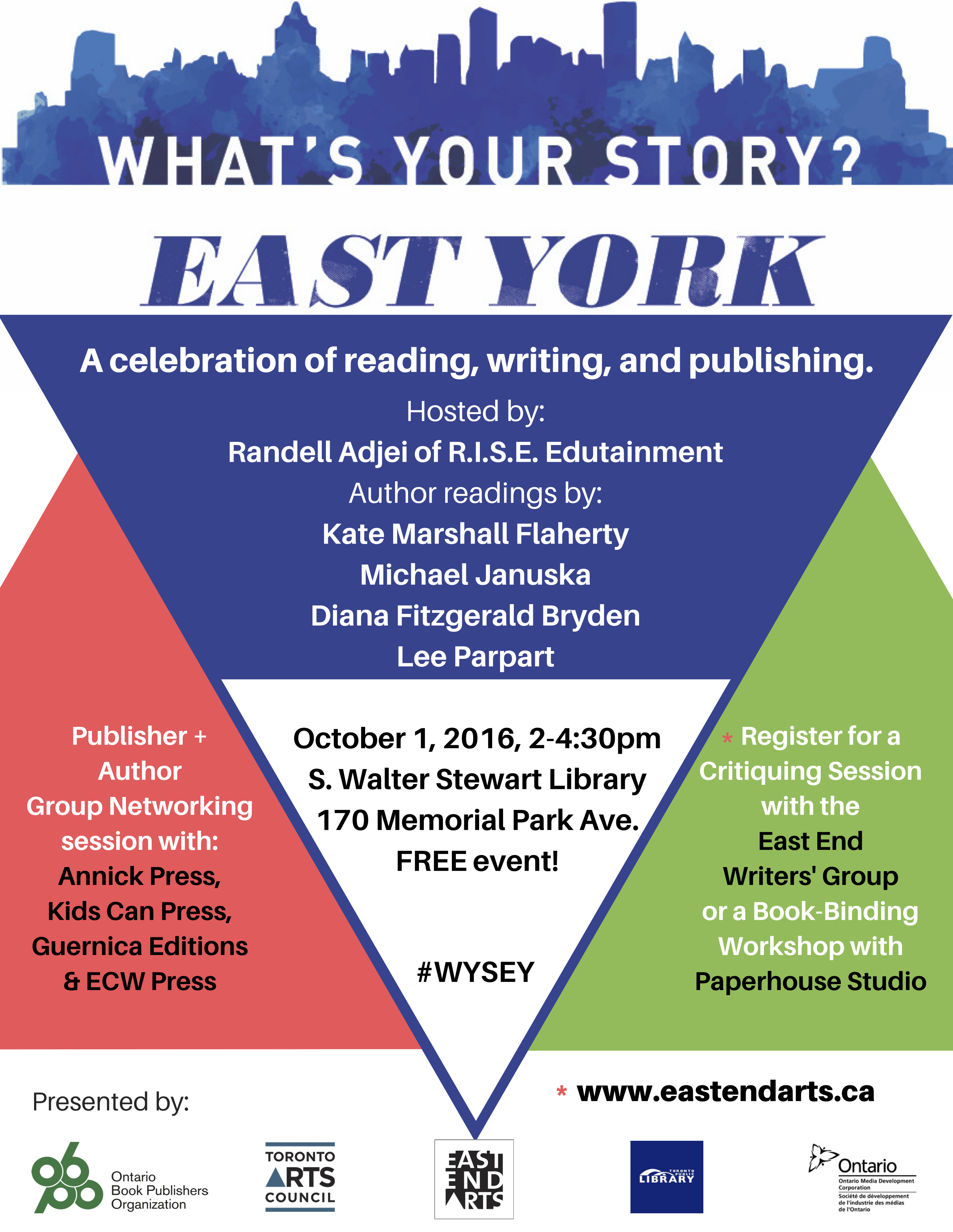 whats-your-story-east-york_poster
