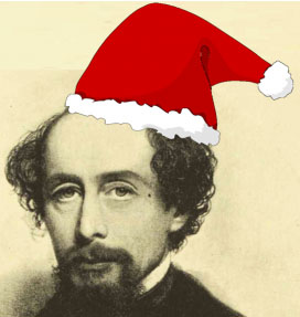 dickens-in-christmas-hat