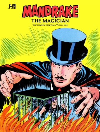 mandrake_the_magician_king_years_v-_1_cover