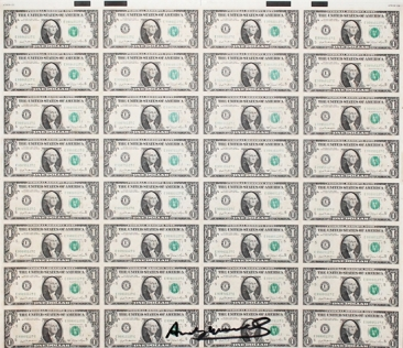 andy-warhol-32-dollar-bills