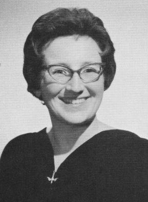 Carolyn Martin 1962