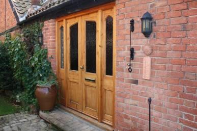 HOWARTH front door