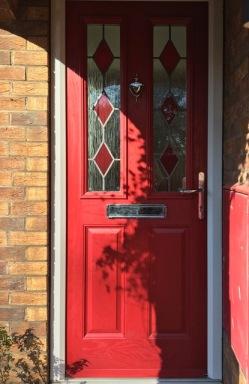Whitehouse Front Door