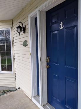 Kimberly Sailor Front Door