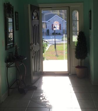 Leotta front door