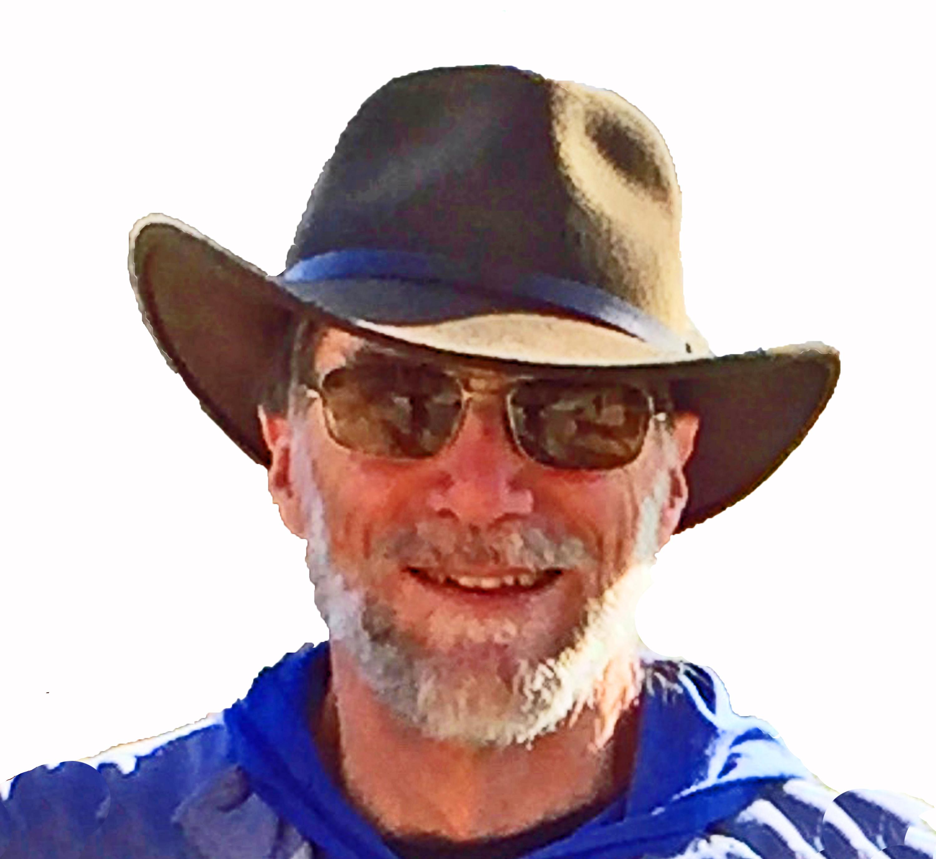 Joe shades hat
