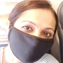 Picture with mask