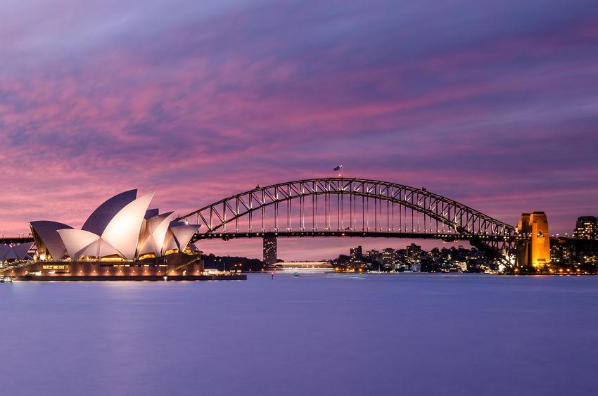 seascape of Sydney