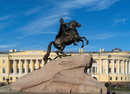Godot13 The_Bronze_Horseman_(St._Petersburg,_Russia)