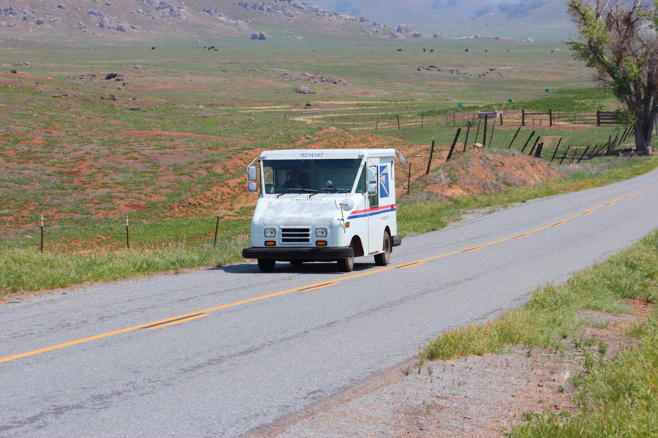 USPS rural licensed tupungato