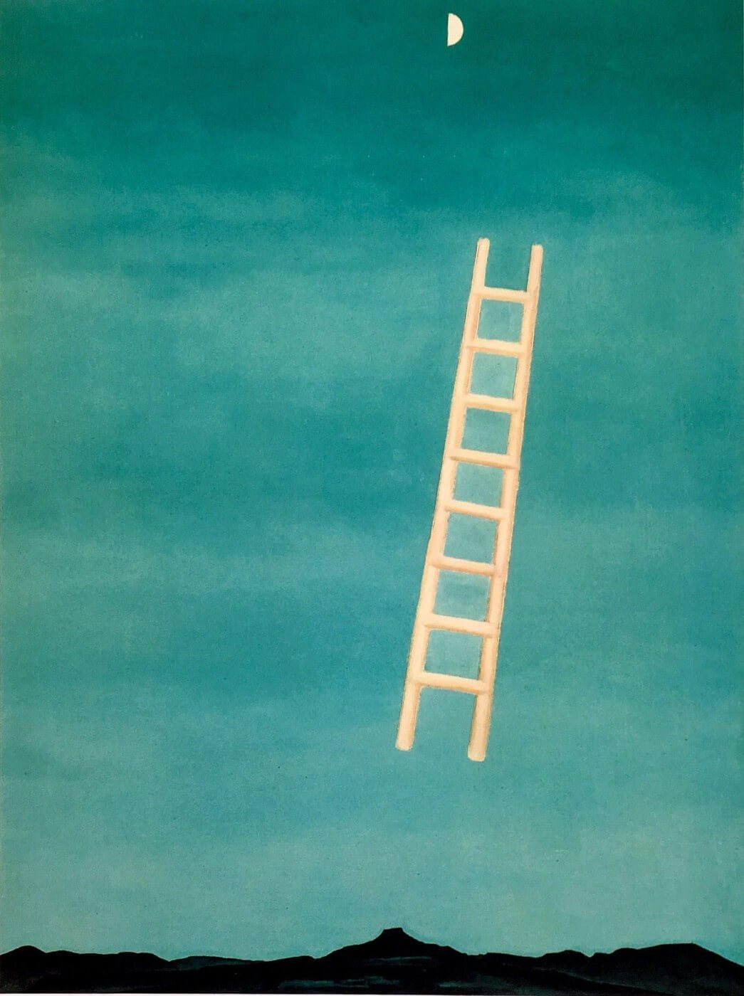 Ladder_to_the_Moon_-_Georgia_O_Keeffe_4