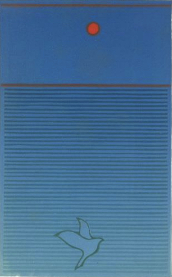 bird Kunihide Matsumoto copy