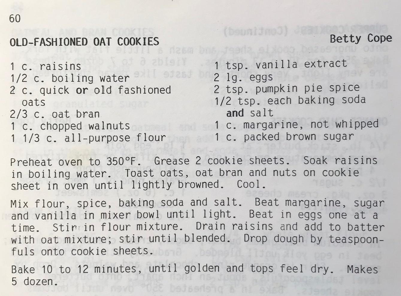 recipe 1