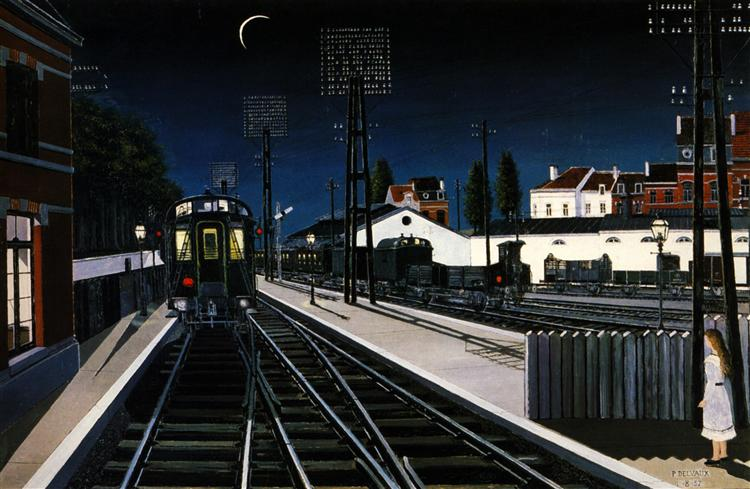 train-in-evening-1957.jpg!Large
