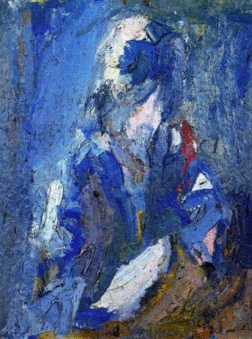 blue-woman-1955
